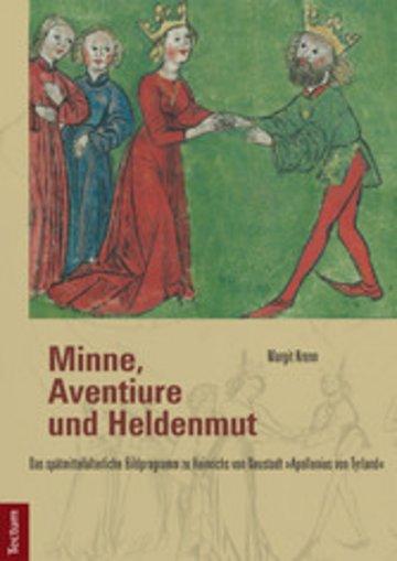 eBook Minne, Aventiure und Heldenmut Cover