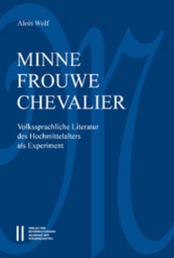 eBook Minne-frouwe-chevalier Cover