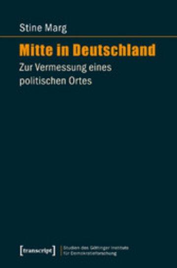 eBook Mitte in Deutschland Cover