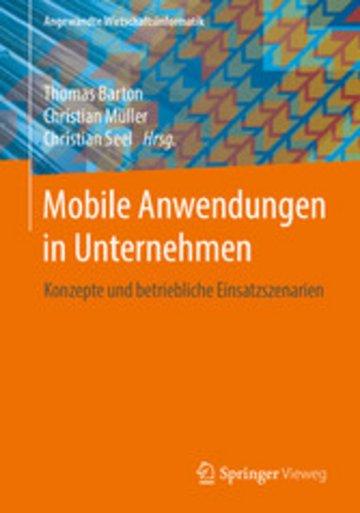 eBook Mobile Anwendungen in Unternehmen Cover