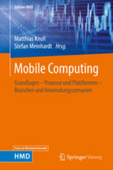 eBook Mobile Computing Cover