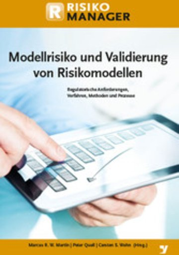 eBook Modellrisiko und Validierung von Risikomodellen Cover