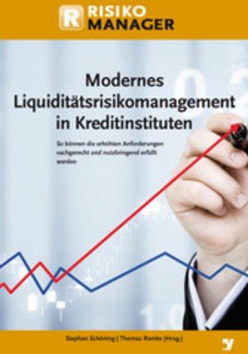 eBook Modernes Liquiditätsrisikomanagement in Kreditinstituten Cover