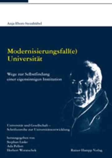 eBook Modernisierungsfall(e) Universität Cover