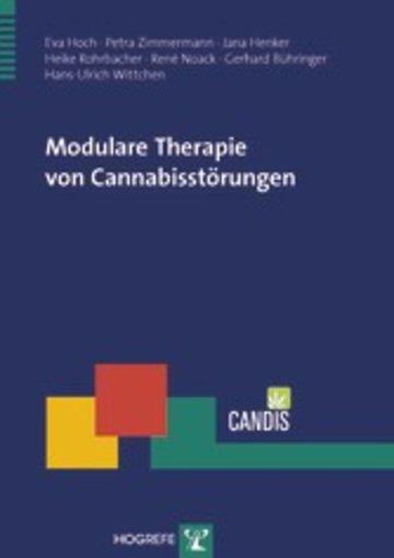 eBook Modulare Therapie von Cannabisstörungen Cover