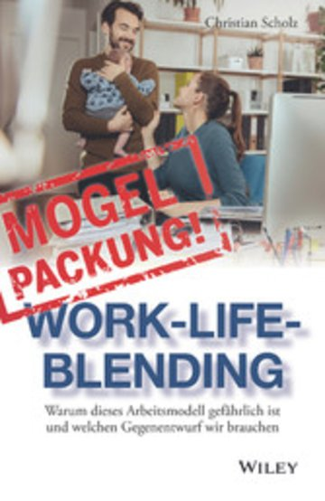 eBook Mogelpackung Work-Life-Blending Cover