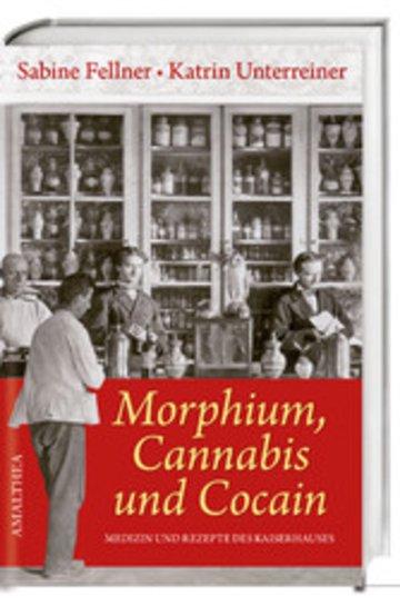 eBook Morphium, Cannabis und Cocain Cover