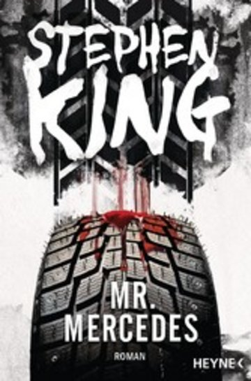 eBook Mr. Mercedes Cover