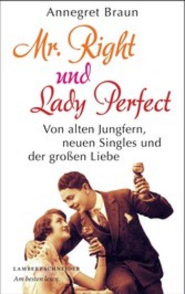eBook Mr. Right und Lady Perfect Cover