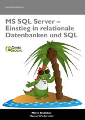 eBook MS SQL Server Cover