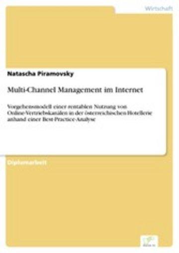 eBook Multi-Channel Management im Internet Cover
