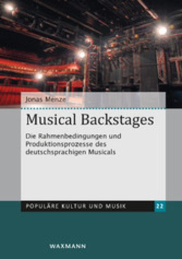 eBook Musical Backstages Cover