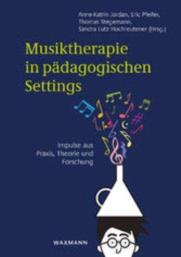 eBook Musiktherapie in pädagogischen Settings Cover