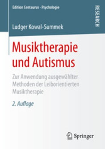 eBook Musiktherapie und Autismus Cover