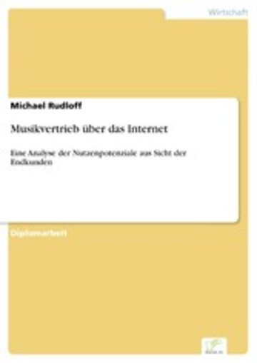 eBook Musikvertrieb über das Internet Cover
