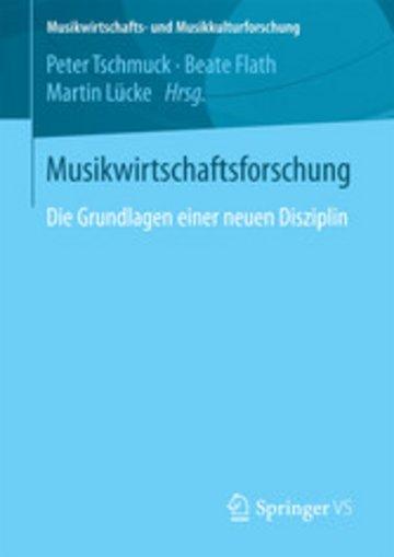 eBook Musikwirtschaftsforschung Cover