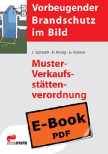 eBook Muster-Verkaufsstättenverordnung Cover