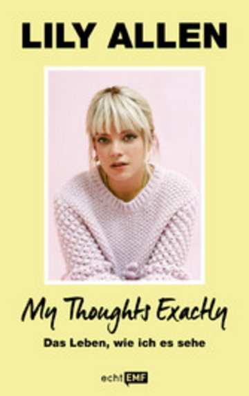 eBook My Thoughts Exactly Cover