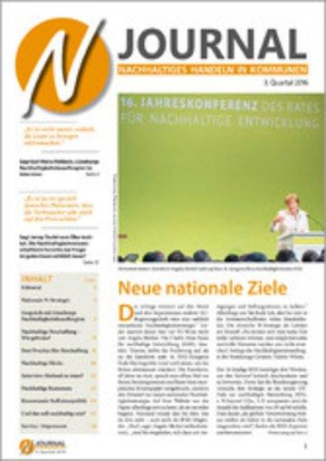 eBook N-Journal Heft 3. Quartal 2016 Cover