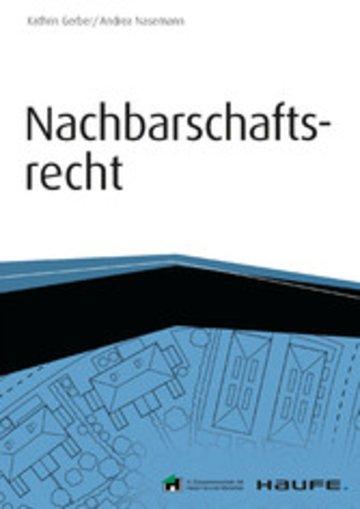 eBook Nachbarschaftsrecht - inkl. Arbeitshilfen online Cover