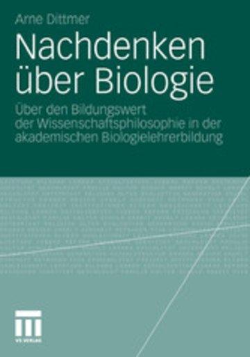 eBook Nachdenken über Biologie Cover