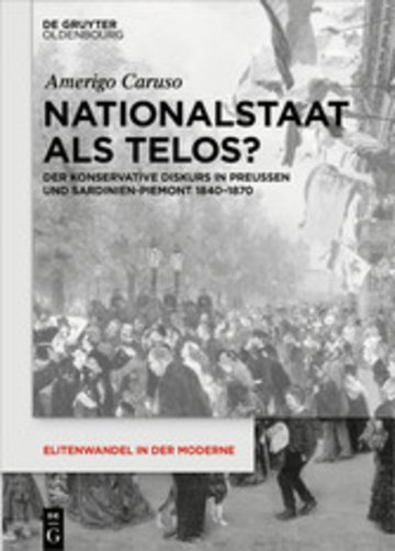 eBook Nationalstaat als Telos? Cover