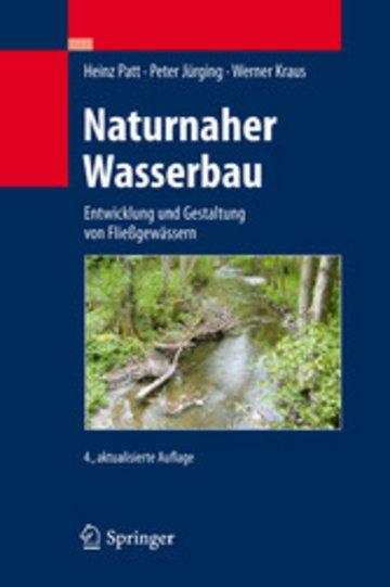 eBook Naturnaher Wasserbau Cover