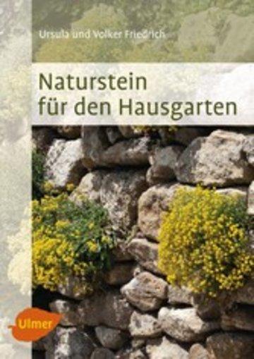 eBook Naturstein für den Hausgarten Cover