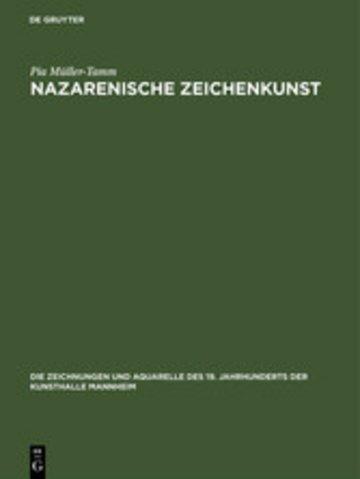 eBook Nazarenische Zeichenkunst Cover