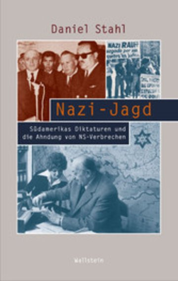 eBook Nazi-Jagd Cover