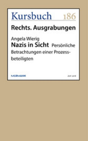eBook Nazis in Sicht Cover