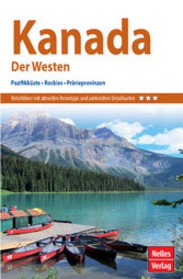 eBook Nelles Guide Reiseführer Kanada - Der Westen Cover