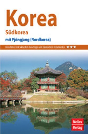 eBook Nelles Guide Reiseführer Korea - Südkorea Cover