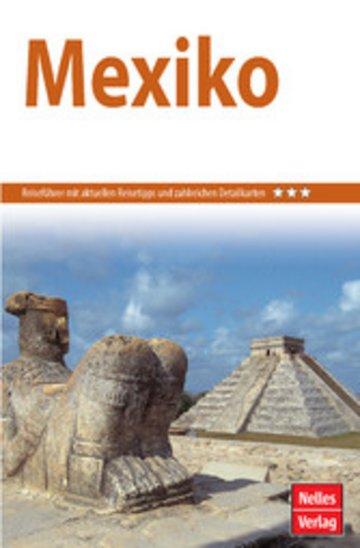 eBook Nelles Guide Reiseführer Mexiko Cover