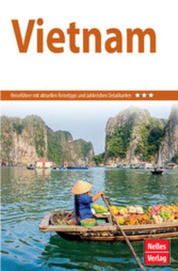 eBook Nelles Guide Reiseführer Vietnam Cover