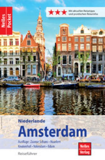 eBook Nelles Pocket Reiseführer Amsterdam Cover