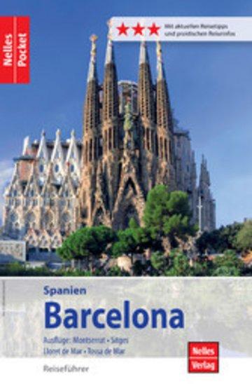 eBook Nelles Pocket Reiseführer Barcelona Cover