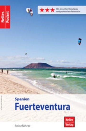 eBook Nelles Pocket Reiseführer Fuerteventura Cover
