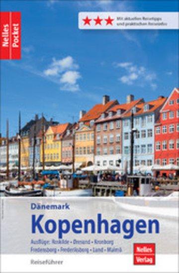 eBook Nelles Pocket Reiseführer Kopenhagen Cover