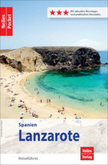 eBook Nelles Pocket Reiseführer Lanzarote Cover