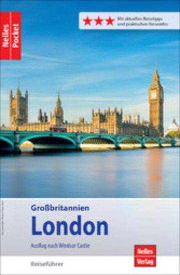 eBook Nelles Pocket Reiseführer London Cover