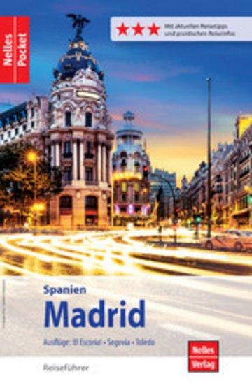 eBook Nelles Pocket Reiseführer Madrid Cover
