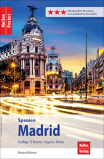 eBook Nelles Pocket Reiseführer Madrid Cover