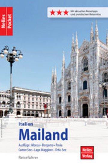eBook Nelles Pocket Reiseführer Mailand Cover