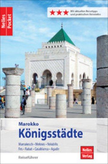 eBook Nelles Pocket Reiseführer Marokko - Königsstädte Cover