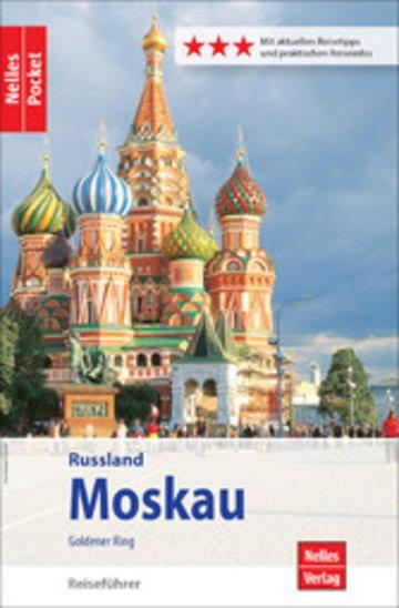 eBook Nelles Pocket Reiseführer Moskau Cover