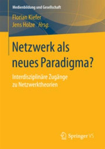 eBook Netzwerk als neues Paradigma? Cover
