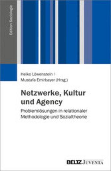 eBook Netzwerke, Kultur und Agency Cover