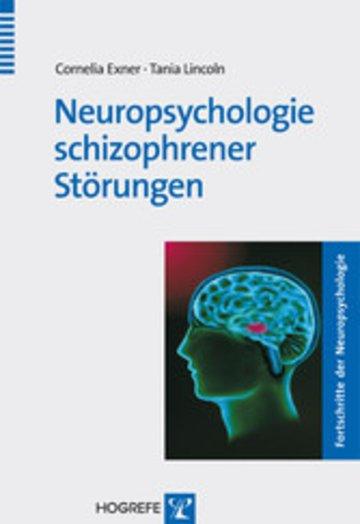 eBook Neuropsychologie schizophrener Störungen Cover