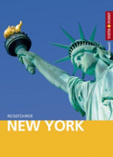 eBook New York - VISTA POINT Reiseführer weltweit Cover